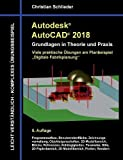 Product icon of Autodesk AutoCAD 2018 - Grundlagen in Theorie und Praxis: