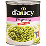 D'Aucy Flageolets Extra Fins 800 g