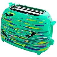 Toaster tart' in Verde reflejos Pylones