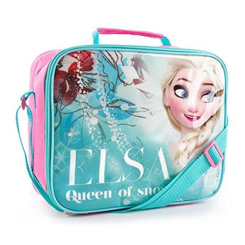 Disney Frozen Elsa Queen Of Snow Lunch Bag, Multi