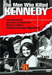 The Men Who Killed Kennedy [Import USA Zone 1]