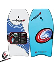 "Circle One Tabla de Bodyboard, Unisex, Southern Swells, Light Blue, 40-Inch, 40""/102 cm"