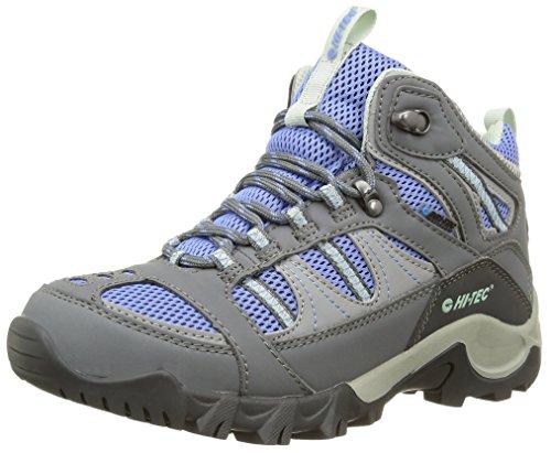 Hi-TecBryce Ii Wp - Da trekking. Donna , Blu (Bleu (Graphite/Cornflower/Sprout)), 39