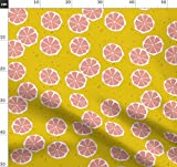 Rosa Grapefruit, Grapefruit, Tropische Frucht, Rosa Und