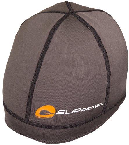 SUPreme Skull Cap, Gray/Black, X-Large - Standup Paddleboarding, Kayaking & Water Sports