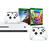 Xbox One S 1TB Two-Controller console + Forza Horizon 4 - Standard Edition + Spyro Trilogy Reignited (Xbox One)