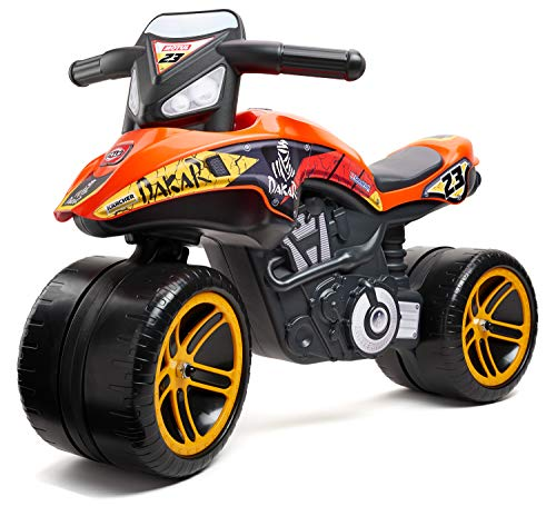 Falk Moto & Quads, 506D, Orange