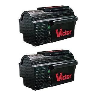 Victor Multi-Kill Elektronische Mäusefalle für 100% Tötungsrate, 2 Stück