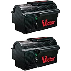 Victor Piège à Souris électronique Multi-Kill pour 100% Kill Rate (Lot de 2)