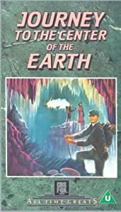 Journey To The Centre Of The Earth [VHS] [UK Import]