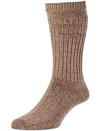 HJ Hall Herren Socken für den Alltag Socken, Einfarbig