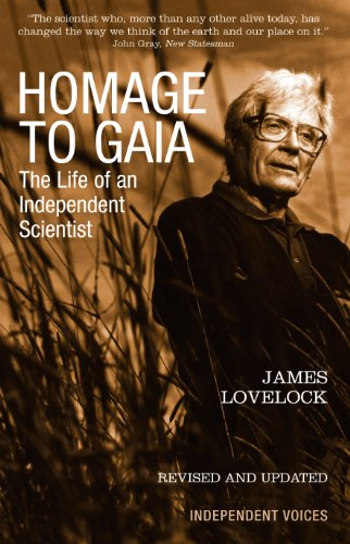 Google book télécharger gratuitement Homage to Gaia: The Life of an Independent Scientist in French PDF by James Lovelock B00I2GBSUK