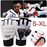 iBaste-Boxhandschuhe Handschuh Kampfhandschutz WTF genehmigt Martial Arts Sporthandschutz Boxhandschuhe Handschutzwerkzeug