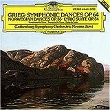 Grieg : Danses Symphoniques, Danses Norvégiennes, Suite Lyrique