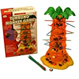 Tumbling Monkey Game