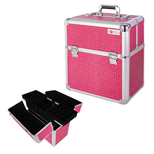 hst-multifunctional-pink-woven-aluminium-lockable-cosmetics-storage-case-beauty-vanity-case-make-up-