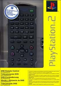 Playstation 2 - DVD Fernbedienung Original (schwarz)
