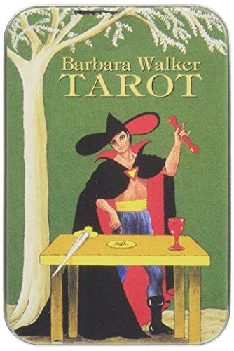 BARBARA WALKER TAROT IN A TIN por Barbara Walker