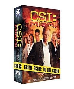 Csi: Miami - Complete Second Season [DVD] [Region 1] [US Import] [NTSC]