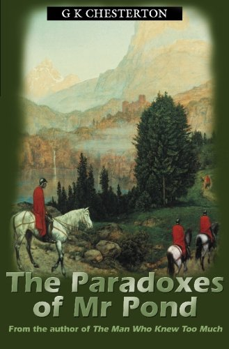Paradoxes of Mr Pond (PAPERBACK)