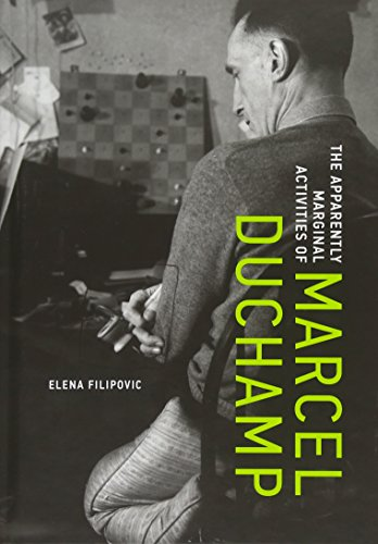 Apparently Marginal Activities of Marcel Duchamp (The MIT Press) por Elena Filipovic