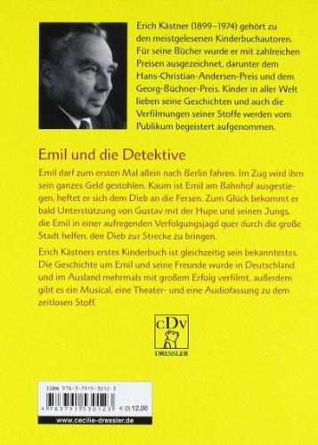 Emil und die Detektive. Ein Roman für Kinder: Alle Infos bei Amazon