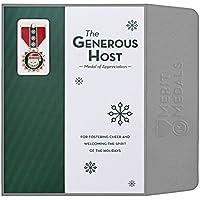 Gentilezza Collection: biglietto di auguri di Natale e regalo GENEROUS HOST