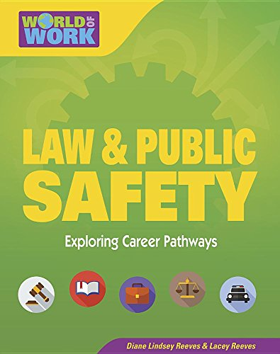 Law & Public Safety (Bright Futures Press: World of Work)