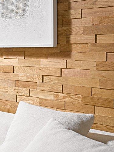 Wodewa roble madera aut ntica para paneles de pared for Paneles para paredes interiores