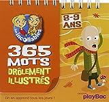 365 mots illustrés - 8/9 ans