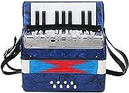 Acordeón de piano bajo, acordeón, ABS para estudiantes amantes de la música