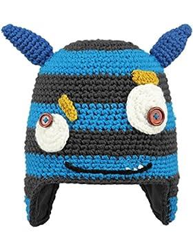 Barts Monster Beanie KIDS blue, Caps/ Mützen:Kindermützen Größe 53