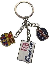 Preisvergleich für Barcelona Keyring Champions Camp Nou