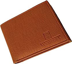 Wenzest Men Tan Wallets