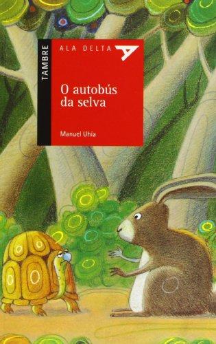 O autobus da selva (Ala Delta (Serie Roja))