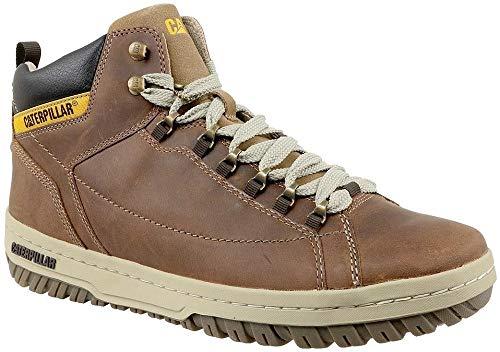 Caterpillar CAT chaussures Apa HI Dark Beige Brown P711589, Größe Schuhe Herren:42