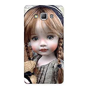 Cuty Girl Angel Back Case Cover for Galaxy A7