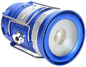 EKRON LED Solar Emergency Light Bulb (Lantern) - Travel Camping Lantern,Random Colours