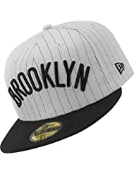 New Era NBA Pin Crow Brooklyn Nets casquette