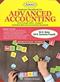 Wolter Kluwer's Advanced Accounting for CA Inter [IPCC] May 2018 Exam (Old Syllabus)