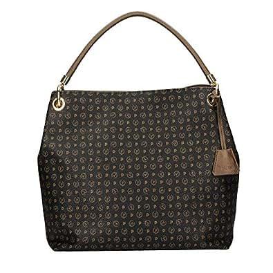 f20ee176b Pollini TE8409PP02 SHOPPER Donna TAPIRO TU: Amazon.it: Abbigliamento