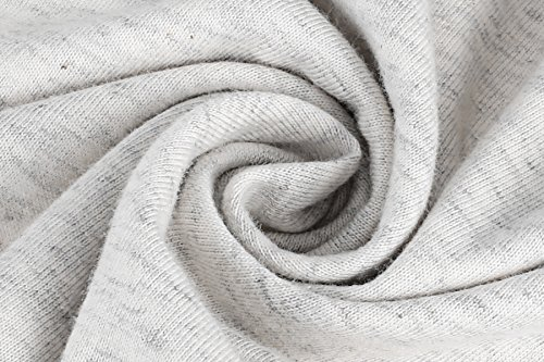 Aulei Fashion Herren T-shirt langarm Hemd Langarmshirt männer Unterhemd runder Ausschnitt Langarmhemd longsleeve Shirt Grau