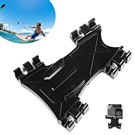 D & F Kiteboard surf Kite Line Mount Holder adattatore per GoPro Hero 6 5 4 3 + 3 2 SJ4000 5000 e altre Action Camera