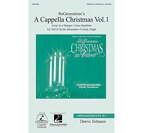 ReGeneration's A Cappella Christmas Vol. 1 - SATB a Cappella - Schokoladenbraun -