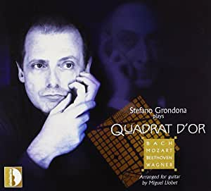 Quadrat D'OR Bach, Mozart, Beethoven, Wagner da Stefano Grondona