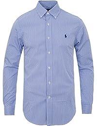 Ralph Lauren LS BD Ppc SPT, Camisa de Vestir para Hombre