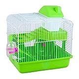 Nette Kleine Tiere Versteck Hütte Hamster Maus Hausaktive und bunte Oase, D