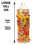 Kunststoff Jar Party pack-10sortiert jars-fast Lieferung durch Süßigkeiten Desire