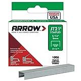 Arrow 160728 JT21 Boîte de 1000 Agrafes 8 mm