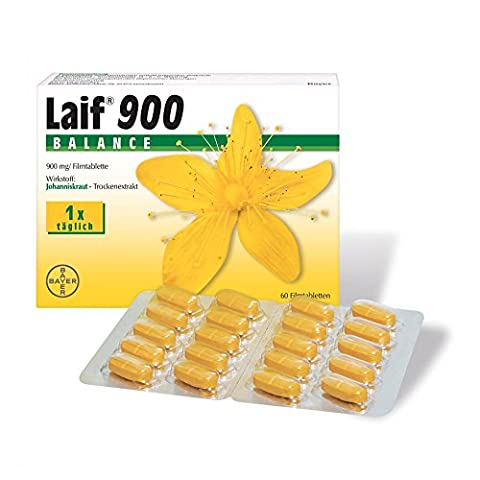 Laif 900 Balance Film-Coated Tablets Pack of 60